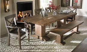 Cape Town <b>Acacia</b> Wood <b>7</b>-<b>Piece</b> Dining Set | The Dump Luxe ...