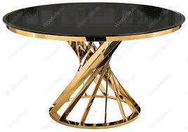 <b>Стол Twist gold</b> / <b>black</b> — купить оптом в Москве по цене от 52 ...