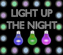 Image result for light up the night