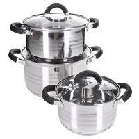 <b>Набор кастрюль MAYER &</b> BOCH 28765-2 — Наборы посуды для ...