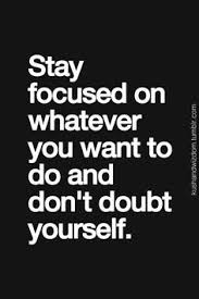 Stay Focused Quotes on Pinterest   Im Single Quotes, Judging ... via Relatably.com