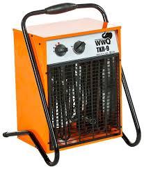 <b>Электрическая тепловая пушка WWQ</b> TKR-9 (9 кВт) — купить по ...