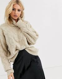 <b>Women's</b> Jumpers |Knitted & Cable Knit Jumpers | ASOS