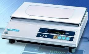 Порционные <b>весы CAS AD (5</b> кг)