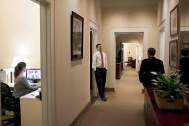 oval office white house. Oval Office Corridor White House T