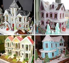Astounding Architectural Designs of Gingerb Houses   Urbanist image credits This Old House This Old House Top Tenz   The Victorian gingerb