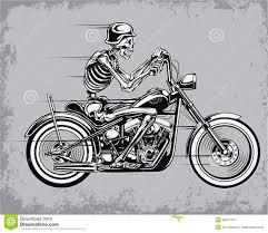 <b>Skeleton Riding Motorcycle</b> Stock Illustrations – 78 Skeleton Riding ...