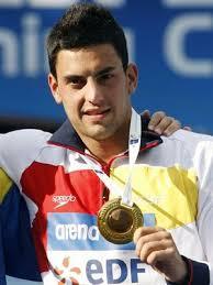 Europeos de natación: Javier Illana, bronce en trampolín de un metro - javier-illana