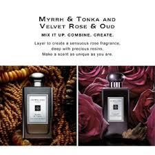 <b>Velvet Rose</b> & Oud Cologne Intense - <b>Jo Malone</b> London | Sephora