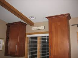 kitchen moldings: kitchen cabinet customized easy rx merillat classic avenue spice drawer crown moulding
