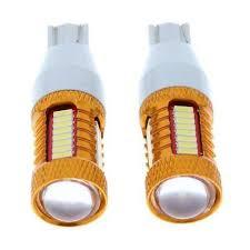 Lighting & Lamps Light Bulbs <b>2PCS 1157 BAY15D</b> 4COB 42 SMD ...