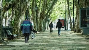 A Lisboa da quarentena