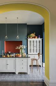 perfect color palettes shelly riehl david love this color palette colour block kitchen with yellow teal and terr