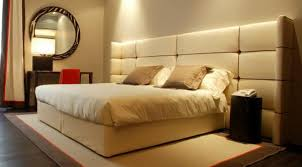 view in gallery recessed lighting above above bed lighting