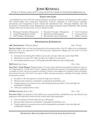 sous chef resume templates chef sample resume resume format pdf learnhowtoloseweight net