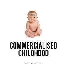 Commercialised Childhood Part 1 | Children as Consumers La Pepa ...