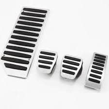 Online Shop <b>Aluminium Alloy Car styling</b> Pedals Case for Audi A1 ...