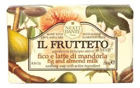 <b>Мыло Il Frutteto</b> Fig &amp; Almond Milk Soap