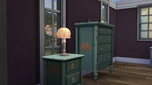 blue shabby chic rose furniture my silly sims blue shabby chic furniture