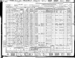 the research tree 1940 bartow co ga census james vernon bishop family
