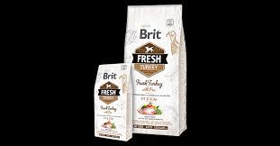 <b>Brit Fresh Turkey</b> with Pea Adult Fit & Slim • Pet Food Malta