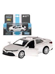 Машинка металлическая, инерционная <b>модель Toyota Camry</b>,1 ...