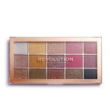 Revolution Makeup <b>Палетка теней Foil</b> Frenzy Eyeshadow Palette ...