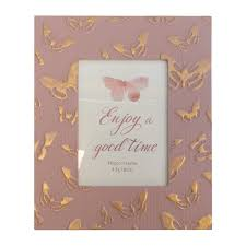 <b>Butterfly</b> Blush <b>Picture Frame</b>   Harry Corry Limited