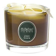 <b>Ароматическая свеча</b> Свежесть зелени Via Brera <b>Green</b> Reverie ...