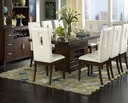 Dining Table Centerpiece Pinterest Oval Brown Polished Teak Table - Dining room pinterest