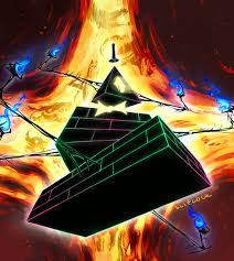 we welcome our new triangular overlord | Gravity Falls | Know Your ... via Relatably.com