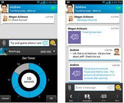 fitur terbaru BlackBerry Messenger