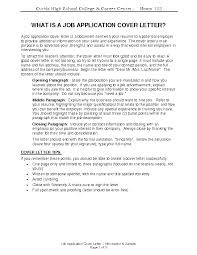 cover letter writing an effective cover letter describe key effective letter of application simple writing writing a good cover letter