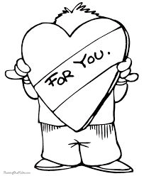 Small Picture Valentines Day Coloring Page Archives gobel coloring page