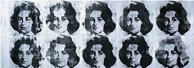 th century art andy warhol howard bosler artist ten lizes 1963