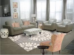 cream couch living room ideas: adorable furniture living room design with dark brown fabric sofa interesting interior livingroom contemporary ideas gray