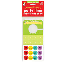 amazon com potty time stickers and chart hooks onto door knob amazon com potty time stickers and chart hooks onto door knob nursery wall decor baby