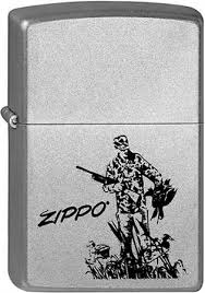 <b>Зажигалка Zippo Duck Hunting 205</b> на ZIPPO-RUSSIA.RU