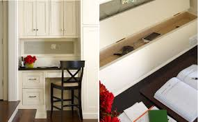 special kitchen features kitchen desk drawer charging station via atticmag charging station kitchen central office