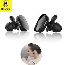 <b>BASEUS Encok W02</b> Touch Control HD Sound Wireless Bluetooth ...