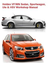 Best Holden Workshop Service Repair Manual Downloads Images