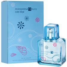 "Mandarina Duck Mandarina Duck <b>Туалетная</b> вода ""<b>Cute Blue</b> ..."