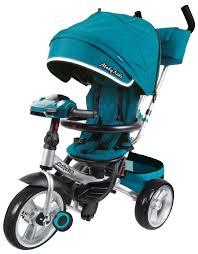 <b>Трехколесный велосипед Moby</b> Kids New 360° 12x10 AIR Car ...