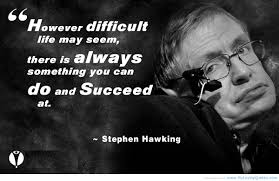 Stephen Hawking quotes - Tony Payton - Peg It Board