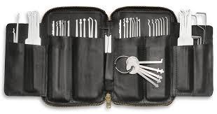 <b>Professional Lock Pick</b> Set | <b>Lock Picking</b> Tools & Kits
