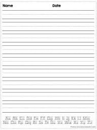Choose Your Own Writing Paper Printable Pack                   Below are the options with a drawing box