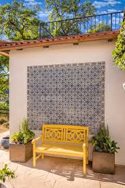 tile mural soaking tub traditional spanish elements like the terra cotta roof tiles and tierr