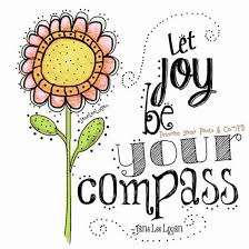Let Joy Be Your Compass - The Daily Quotes