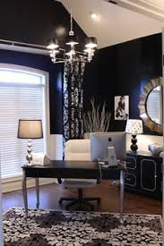 28 dreamy home offices with libraries for creative inspiration home office libraries and offices blue home offices