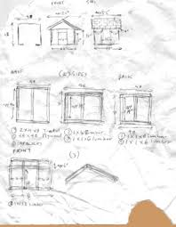 Doghouse Construction Guide   Rough PlansRough Plans